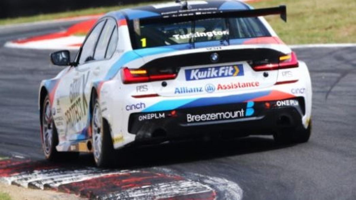2019-08 BTCC Snetterton