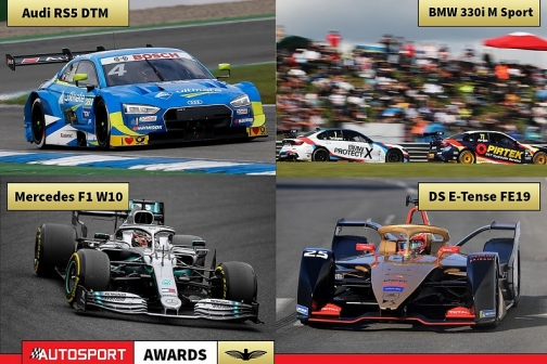 2019-10 BTCC Car of the year