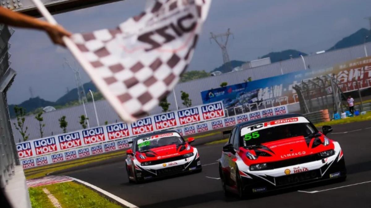2020-08 TCR China debut